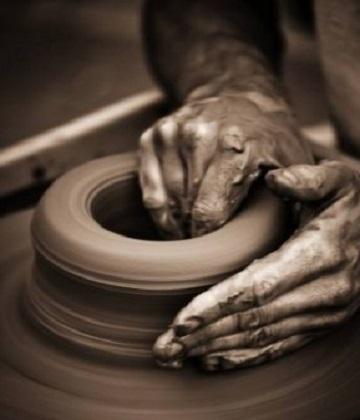 PotteryWheel/Clay